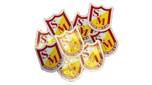 S&M Small Made in USA Shields (10 pack)